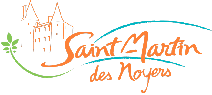 Logo de la commune de Saint-Martin-des-Noyers